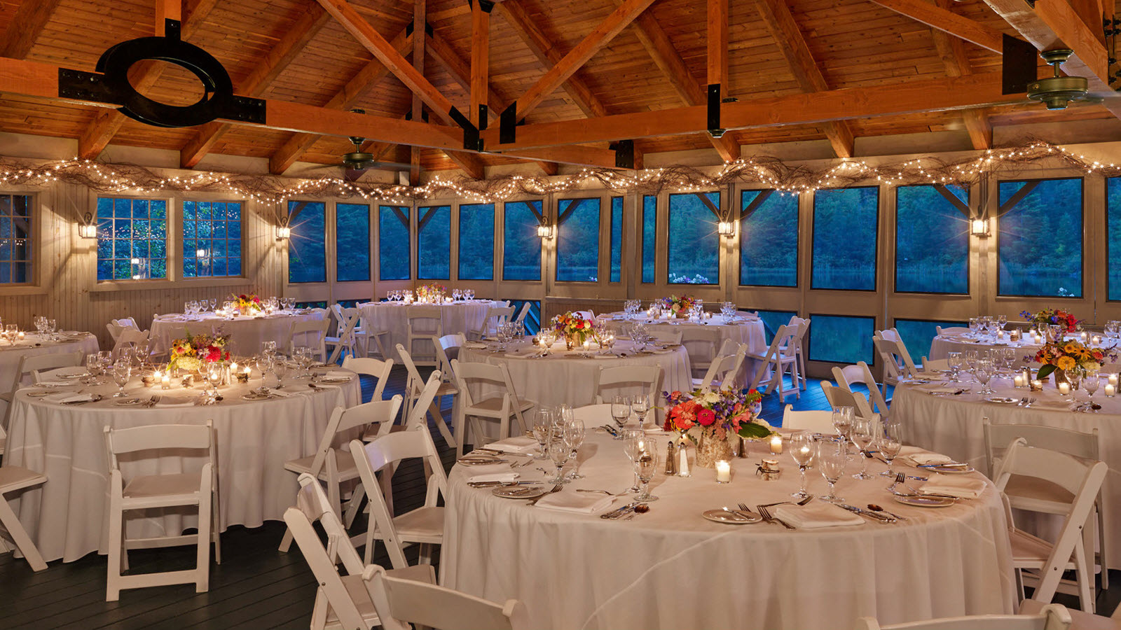 Image Of The Pond Pavilion Perfect For Vermont Weddings