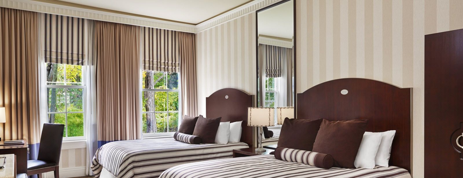 The Equinox, a Luxury Collection Golf Resort & Spa, Vermont superior guest room
