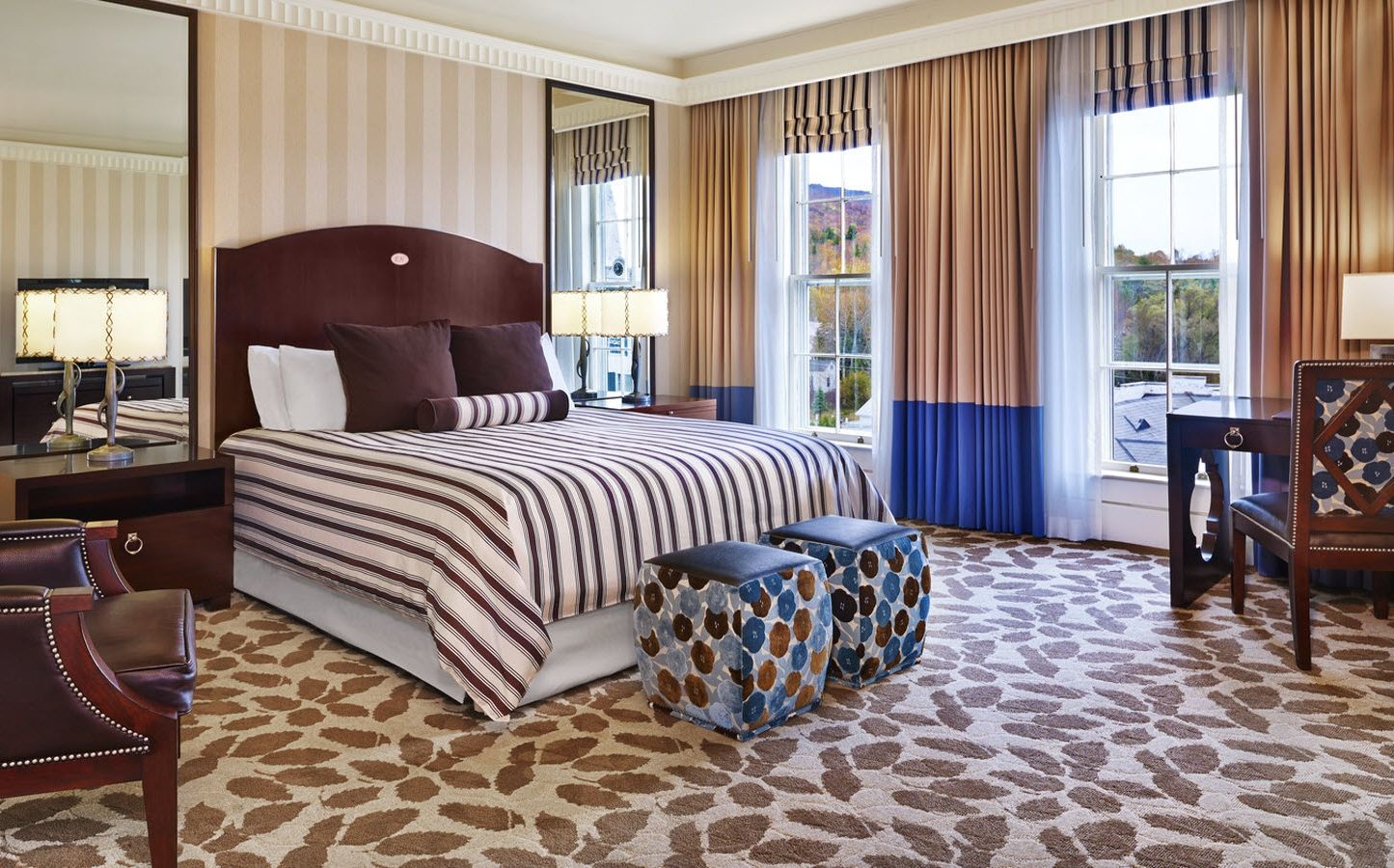 The Equinox Main Hotel, Deluxe Guest Room | The Equinox, a Luxury ...